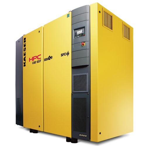 18.5 to 315kW - Energy Efficient 1:1 Direct Drive Rotary Screw Compressors