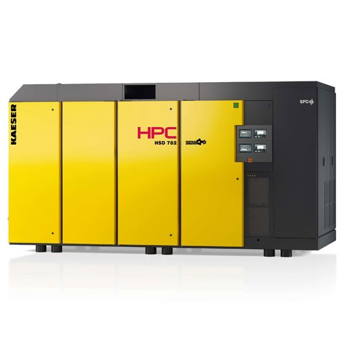 360 to 515kW - Dual Compressor 1:1 Direct Drive Rotary Screw Compressors