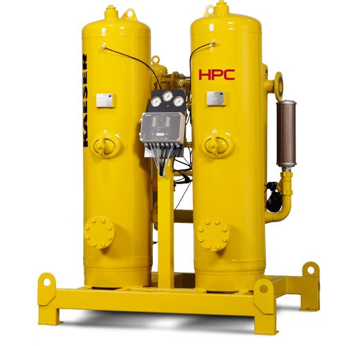 Heatless Regenerating Desiccant Dryers - 1.17 to 154.53 m³/min