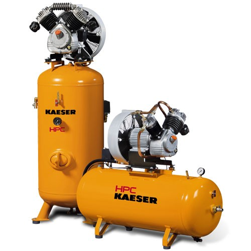 Workshop Compressors - 112 to 1050 l/min