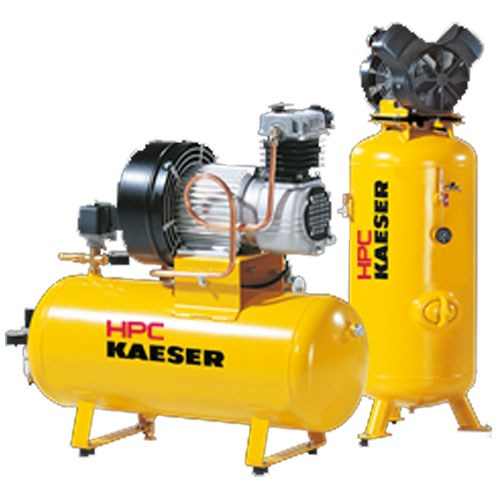 Dry Compression (OIL-FREE) Industrial Compressors - 59 to 920 l/min