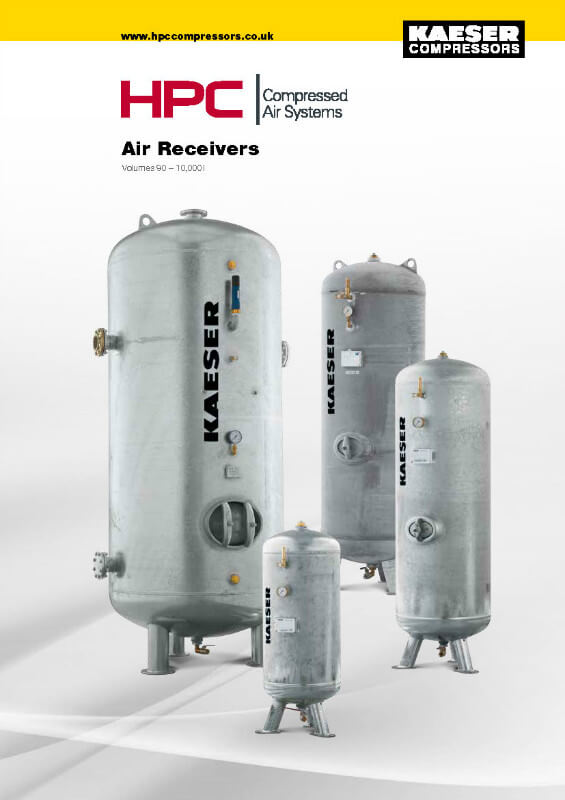Compressed Air Storage & Distribution