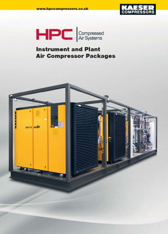 Instrument & Plant Air Compressor Packages