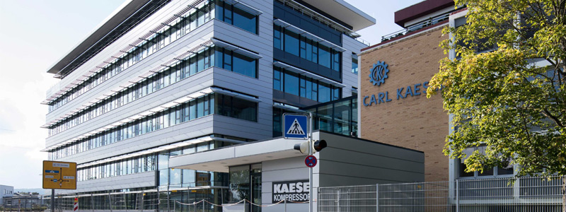 New KAESER Coburg HQ