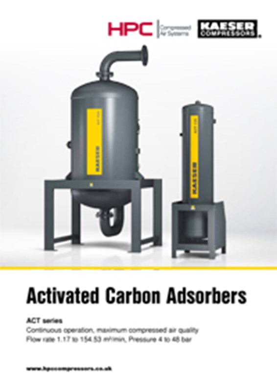 ACT Series - Activated Carbon Adsorbers