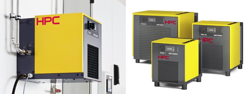 KRYOSEC Series Refrigerant Dryers