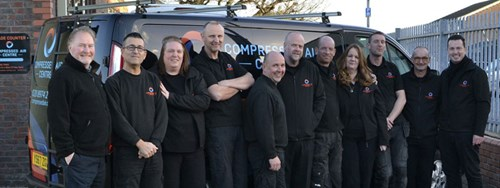 Compressed Air Centre Team