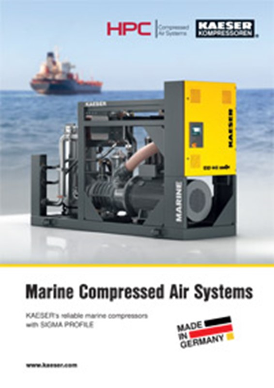 Marine Compressed Air Systems