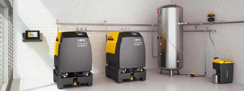 i.Comp Tower Series Reciprocating Compressors