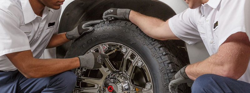 Tyre Bays & Workshop Solutions