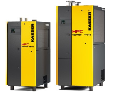 TE & TF SECOTEC Dryers